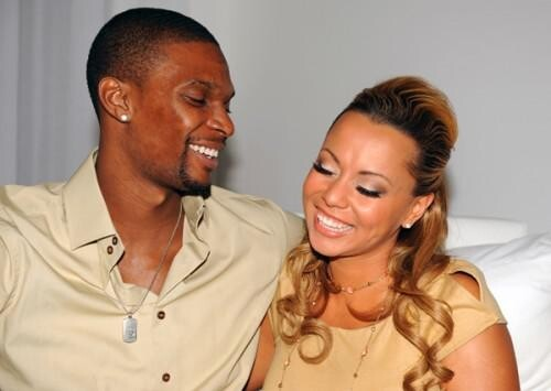 Lil Wayne Says He Slept with Chris Bosh's wife