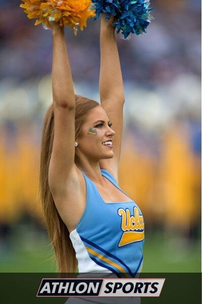 30 Hot College Cheerleaders! Best of 2012 part 1