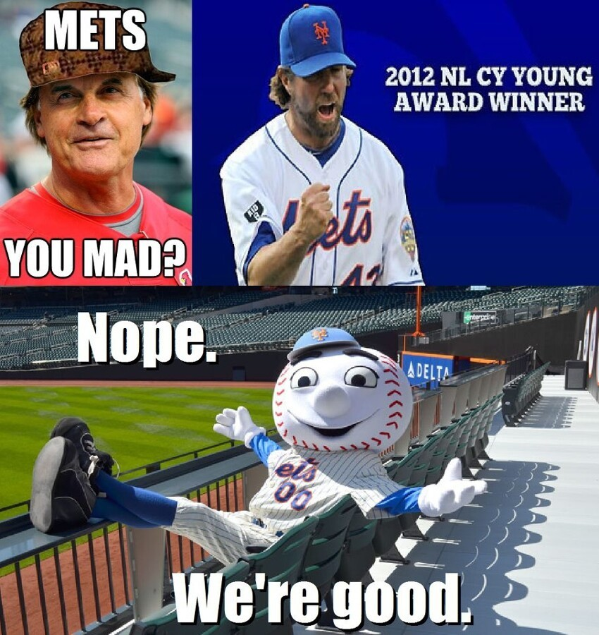 Life is Hard for Mets Fans