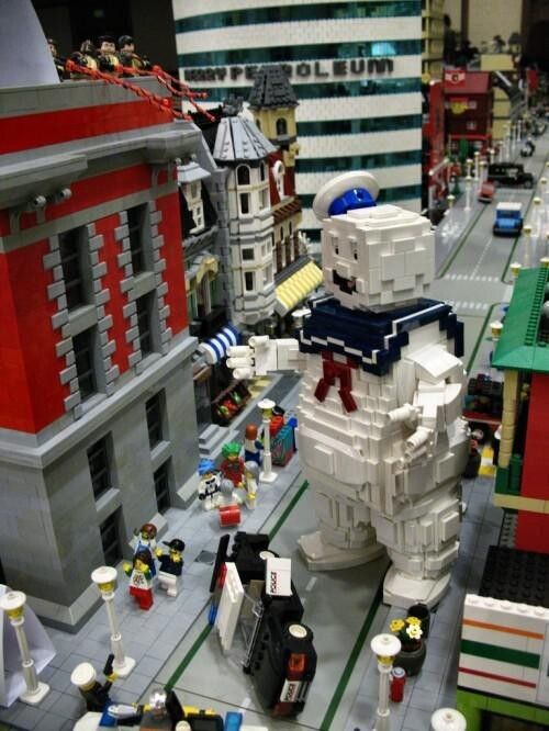 LEGO Ghost Busters Firestation
