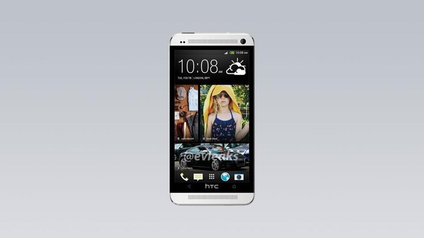 HTC one is Here and Apple Should Be Worried