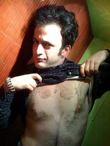 A Man is No Man without Chest Hair