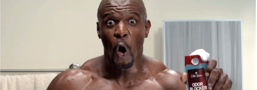 Terry Crews + Old Spice + Mario 64 = Youtube Gold