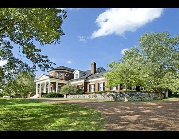 Jay's property is 8,554 square feet, built in colonial style and comes with 5 bedrooms, 6 bathrooms, huge walk-in closet