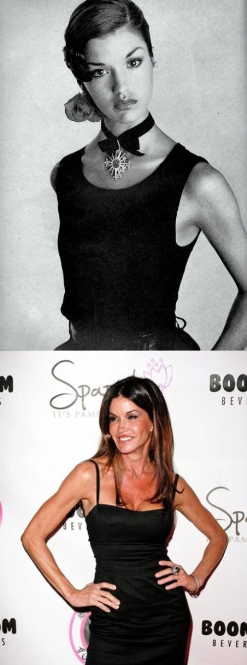 Celebrity Transformations Throughout The Years