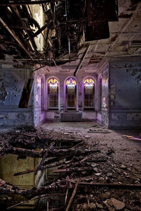 Beautiful Abandoned Places