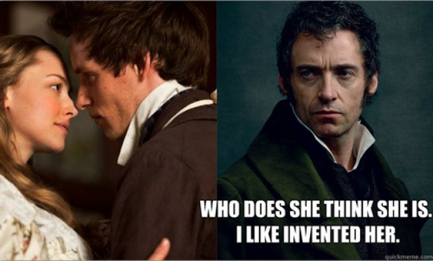 If 'Les Miserables' and 'Mean Girls' Had a Baby, This Would Be It