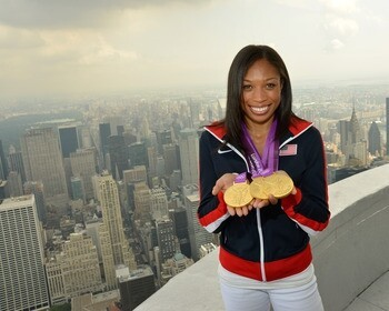 Top 10 American Female Athletes