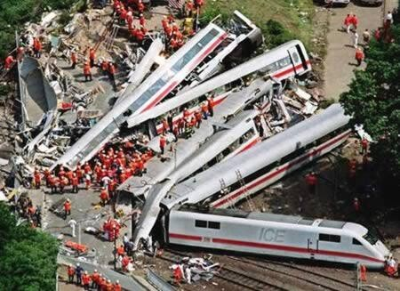 World's deadliest high speed train accident