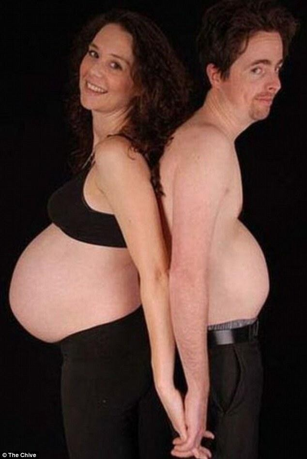 Awkward Pregnancy Photos