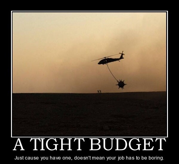 Budget Cuts Are Affecting Everyone!