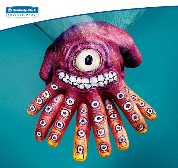 6 Scary Hand Monsters
