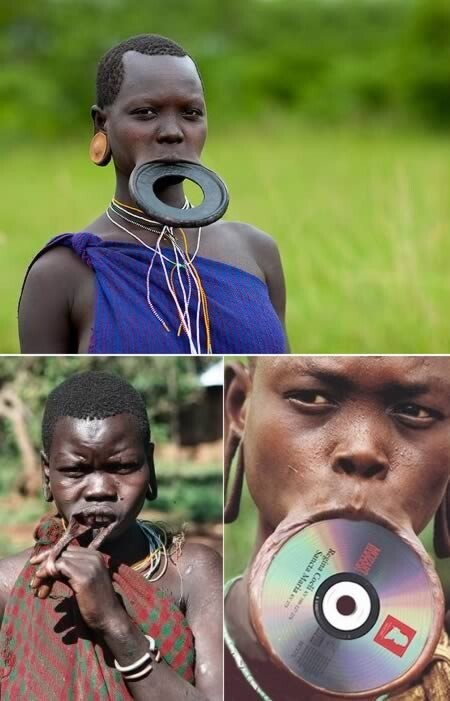 Most Extreme Cultural Body Modifications