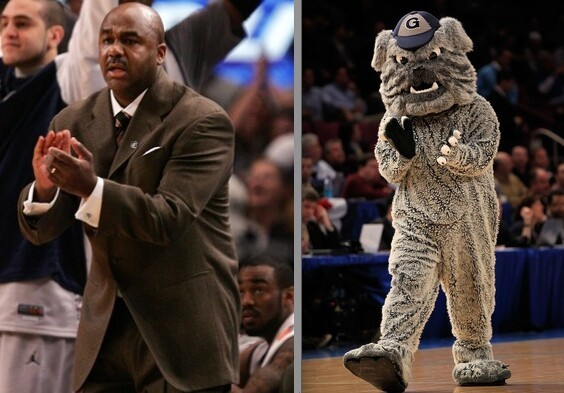 NCAA Coaches Who Look Just Like Their Team Mascot