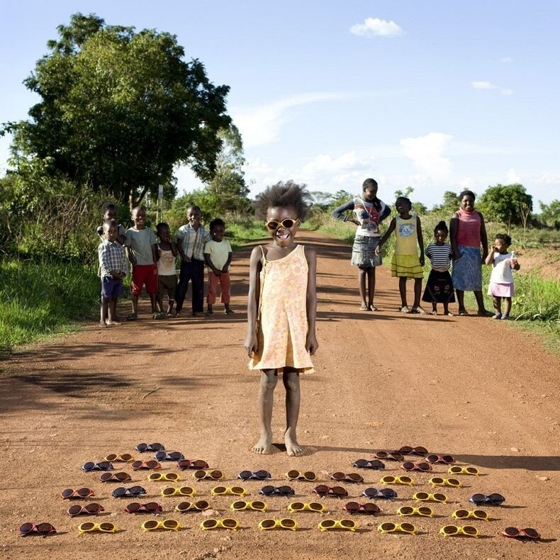 Photos of Children Around the World With Their Favorite Toys