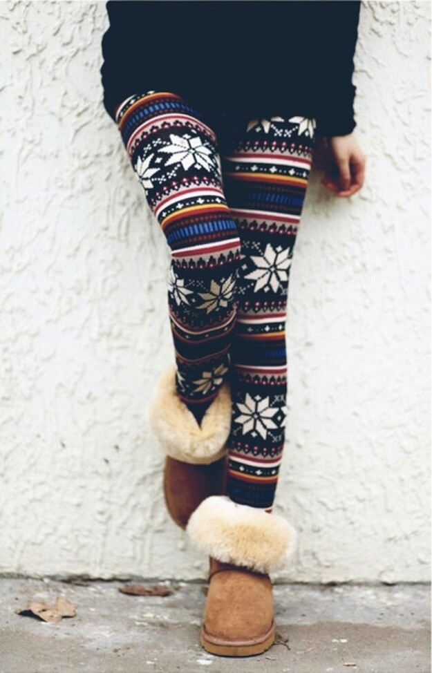 26 Reasons Why Leggings Are The Best