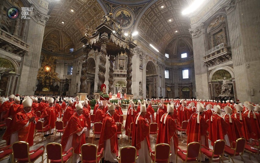 Election Of Pope Francis The 1st