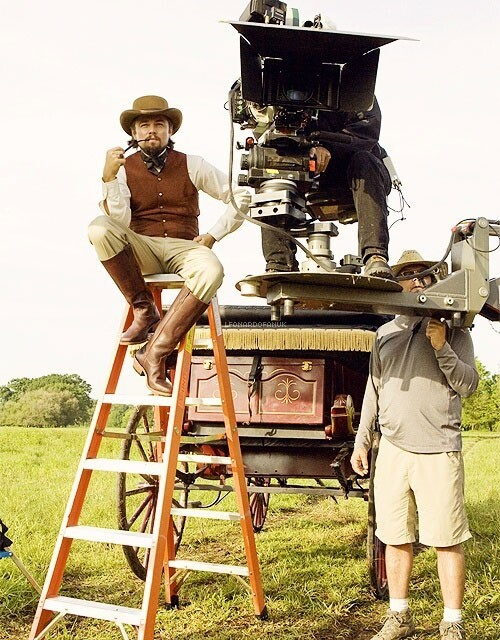 Fantastic Behind The Scenes Of Photos From Famous Films