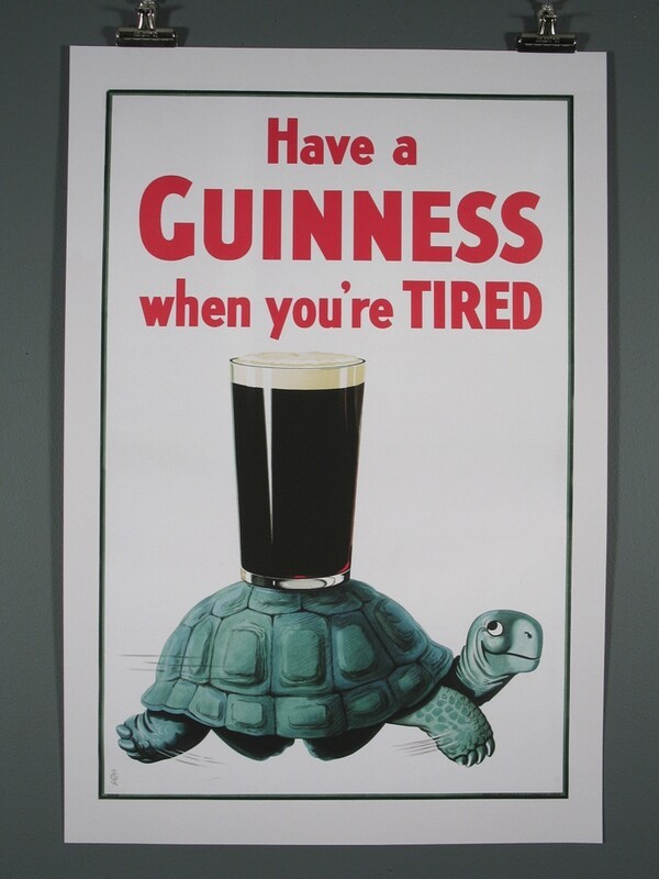 Great Vintage Guinness Ads