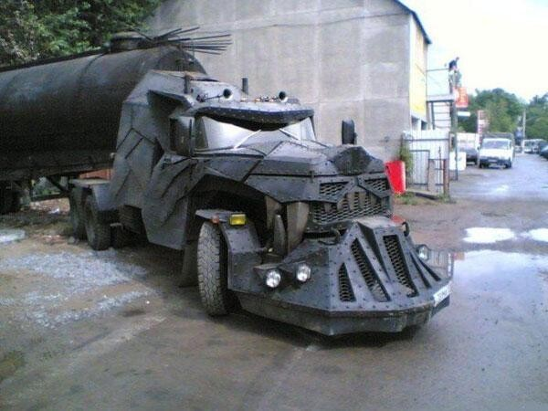 Destroyer Truck