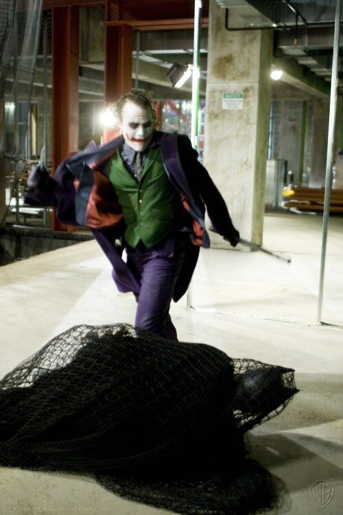 The Joker Captures Batman