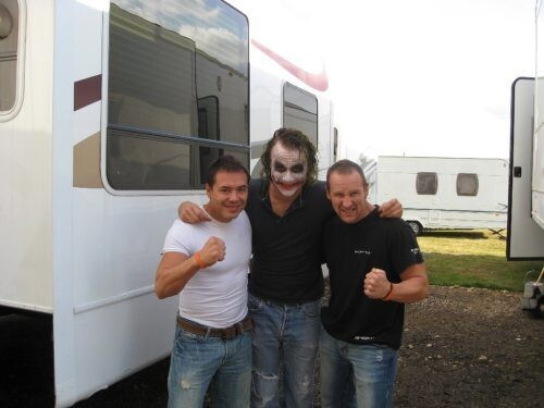 Heath Ledger And Friends