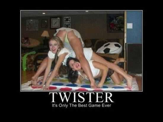 Twister is the best