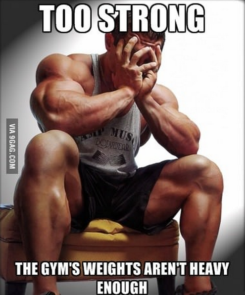 Strong Man Problems