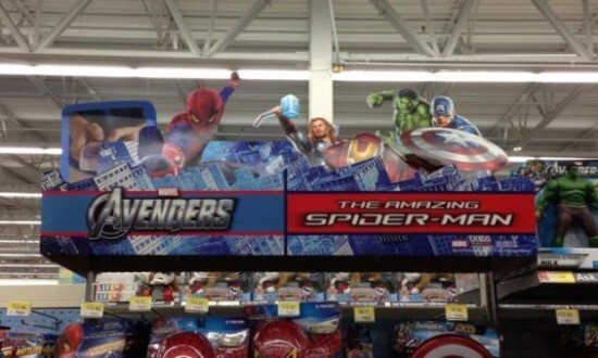Avengers Spiderman Mix Up