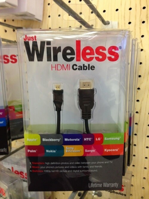 Wireless Wire