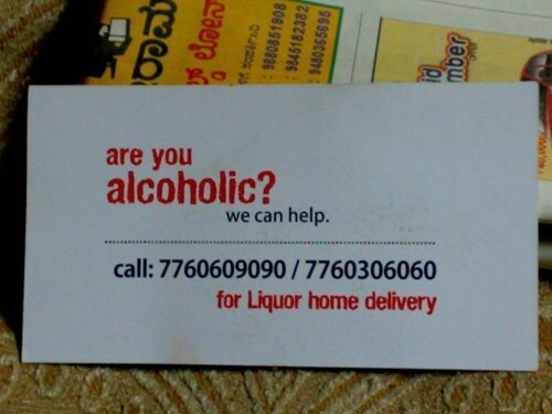 Liquor Home Delivery