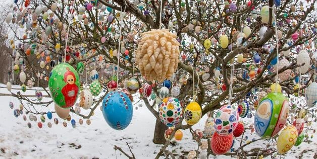 Stunning Easter Egg Designs