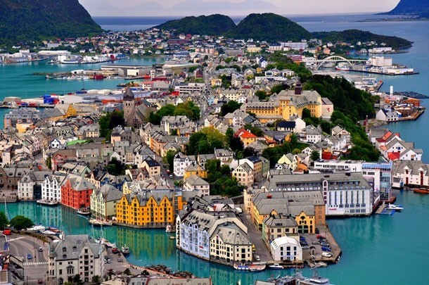 Alesund – Norway