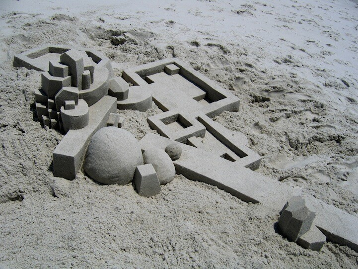 Not your Average Sand Castle
