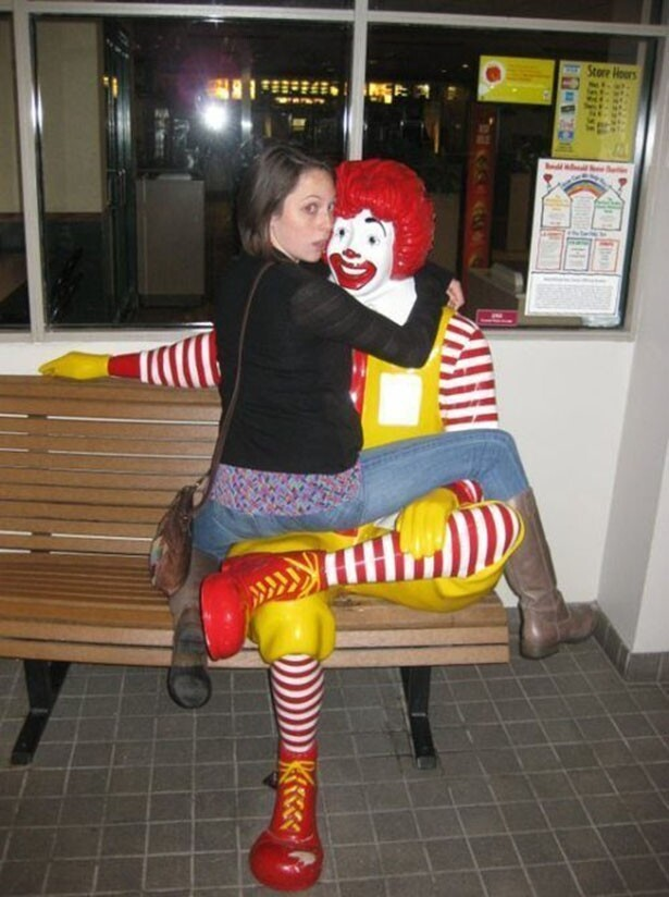 McDonald's Make Out
