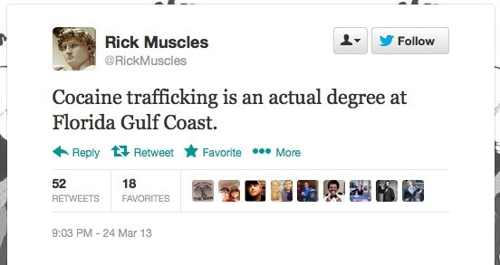 Cocaine Trafficking Degree