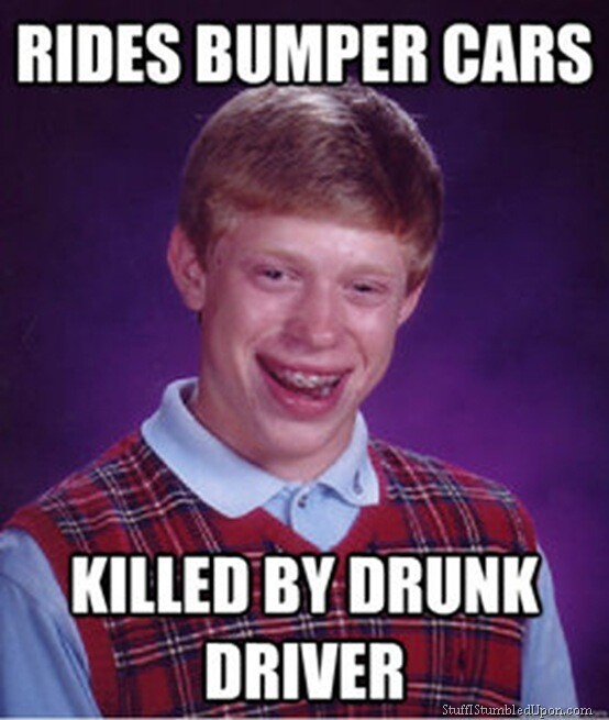 Bumper Car Fail
