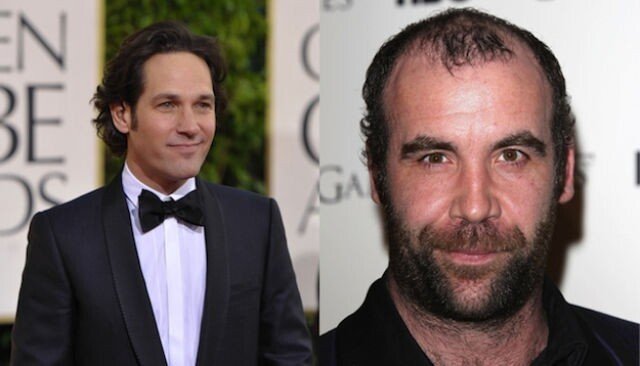 Paul Rudd and Rory McCann are both 43