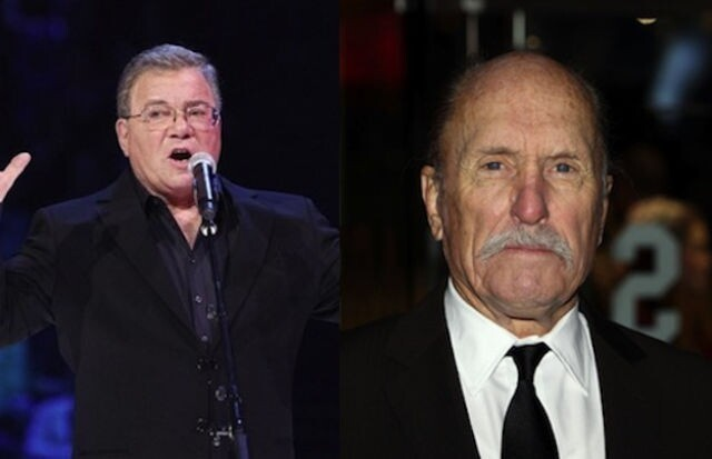 William Shatner and Robert Duvall are both 82