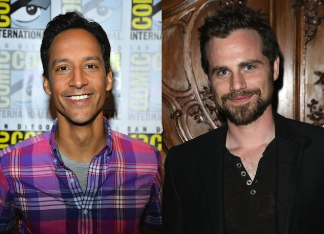 Danny Pudi and Rider Strong are both 34