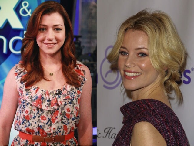 Alyson Hannigan and Elizabeth Banks are both 39