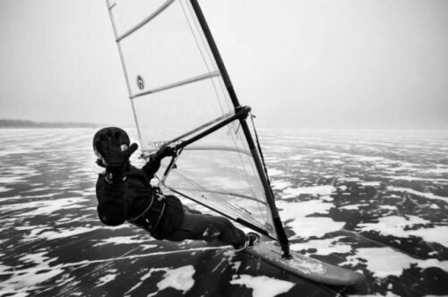 Taking Wind Surfing to a new level