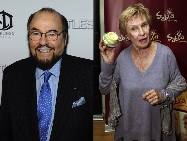 James Lipton and Cloris Leachman are both 86.