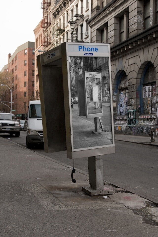 Inception Phone Booth