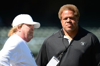 Reggie McKenzie Oakland Raiders GM