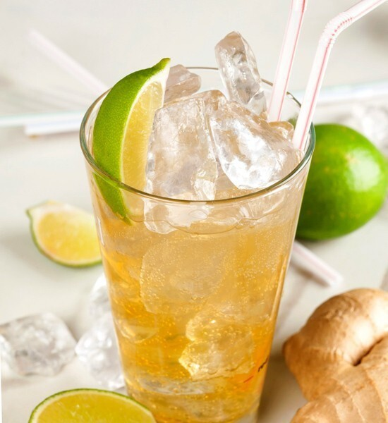 Honey Ginger Lemonade