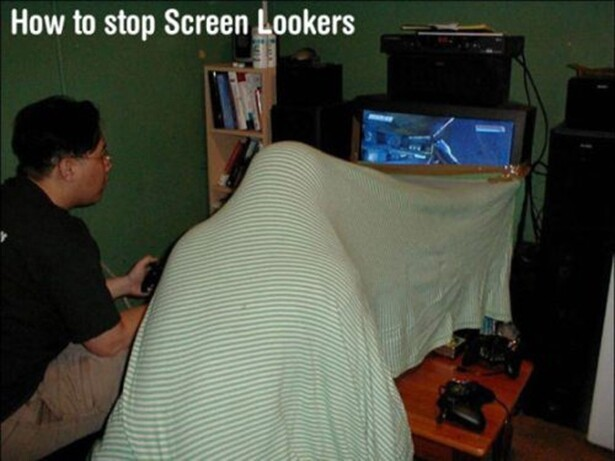 Screen Lookers