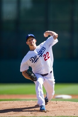 6. Los Angeles Dodgers (4-2, Previous: 10)