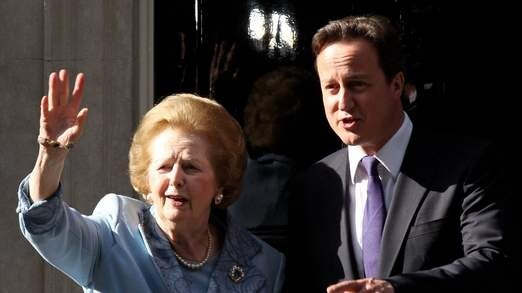 Thatcher and Lord Bell