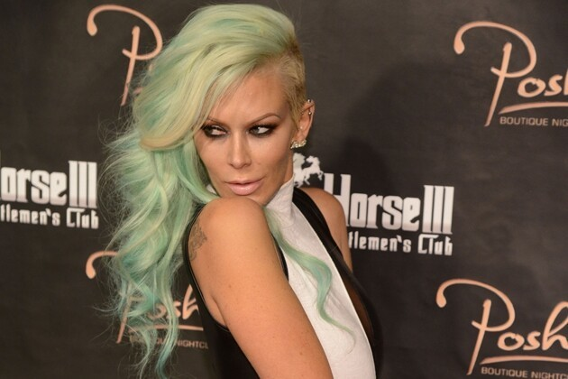 Jenna Jameson Raged Too Hard on Her Birthday and Beat Someone